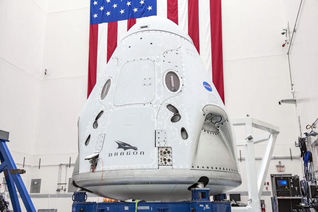 Dragon C206 - ma zadokować do ISS drugi raz